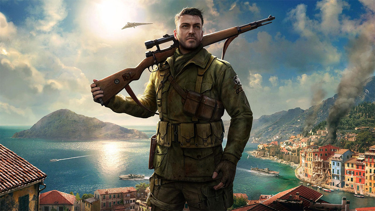 Sniper Elite 4 Wallpapers in Ultra HD 4K   Gameranx 1280x720
