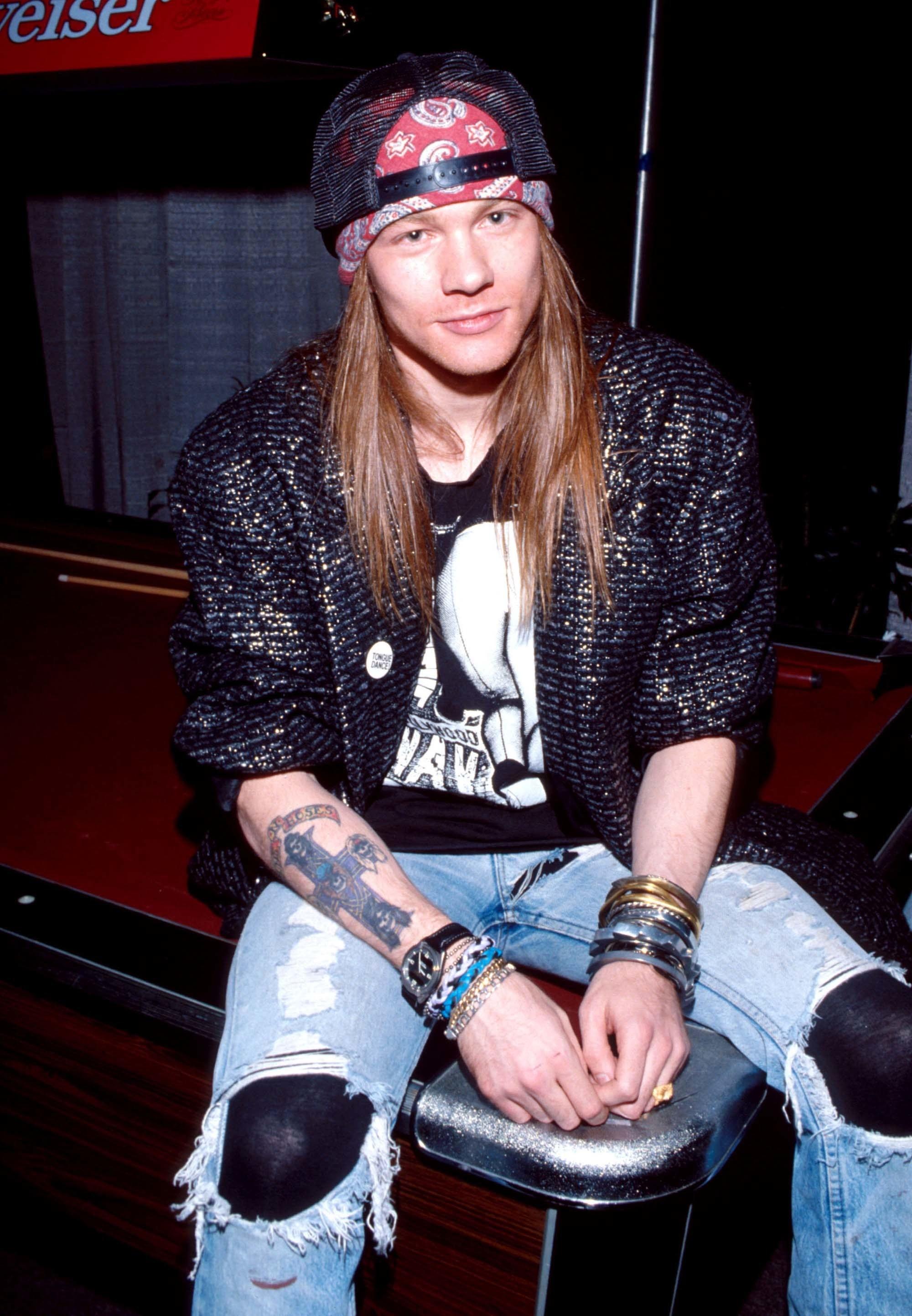 Coachella 2016 Axl Roses Best Guns N Roses Hair Moments 2000x2885