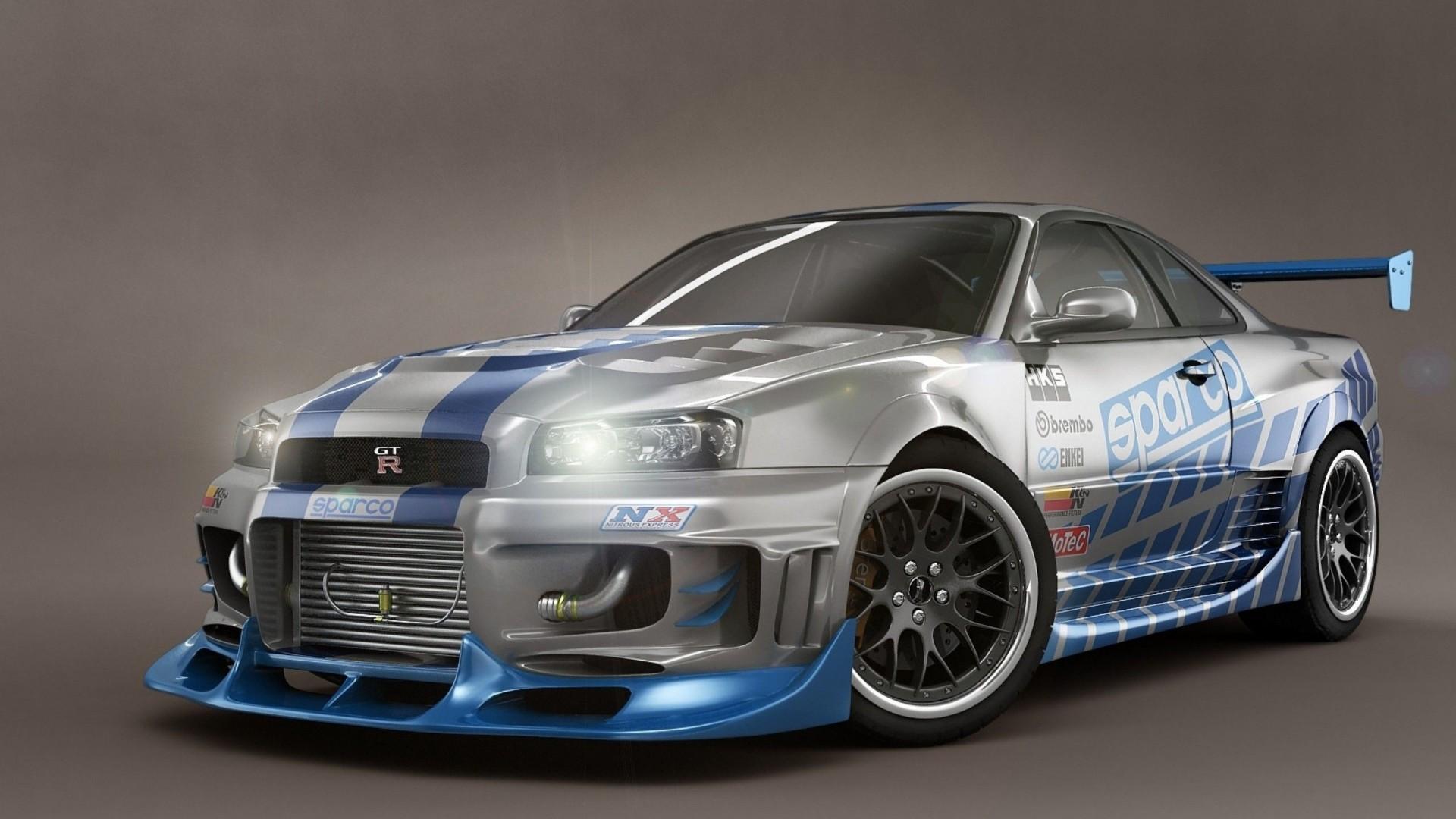 Nissan Skyline GTR Tuning Exclusive HD Wallpapers 4385 1920x1080