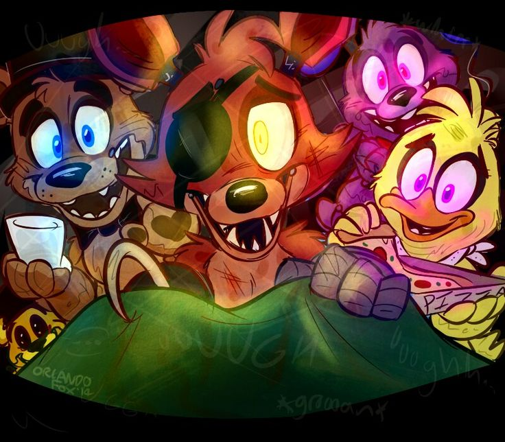 ready Random 3 Pinterest FNAF Good Night and Google Images 736x644