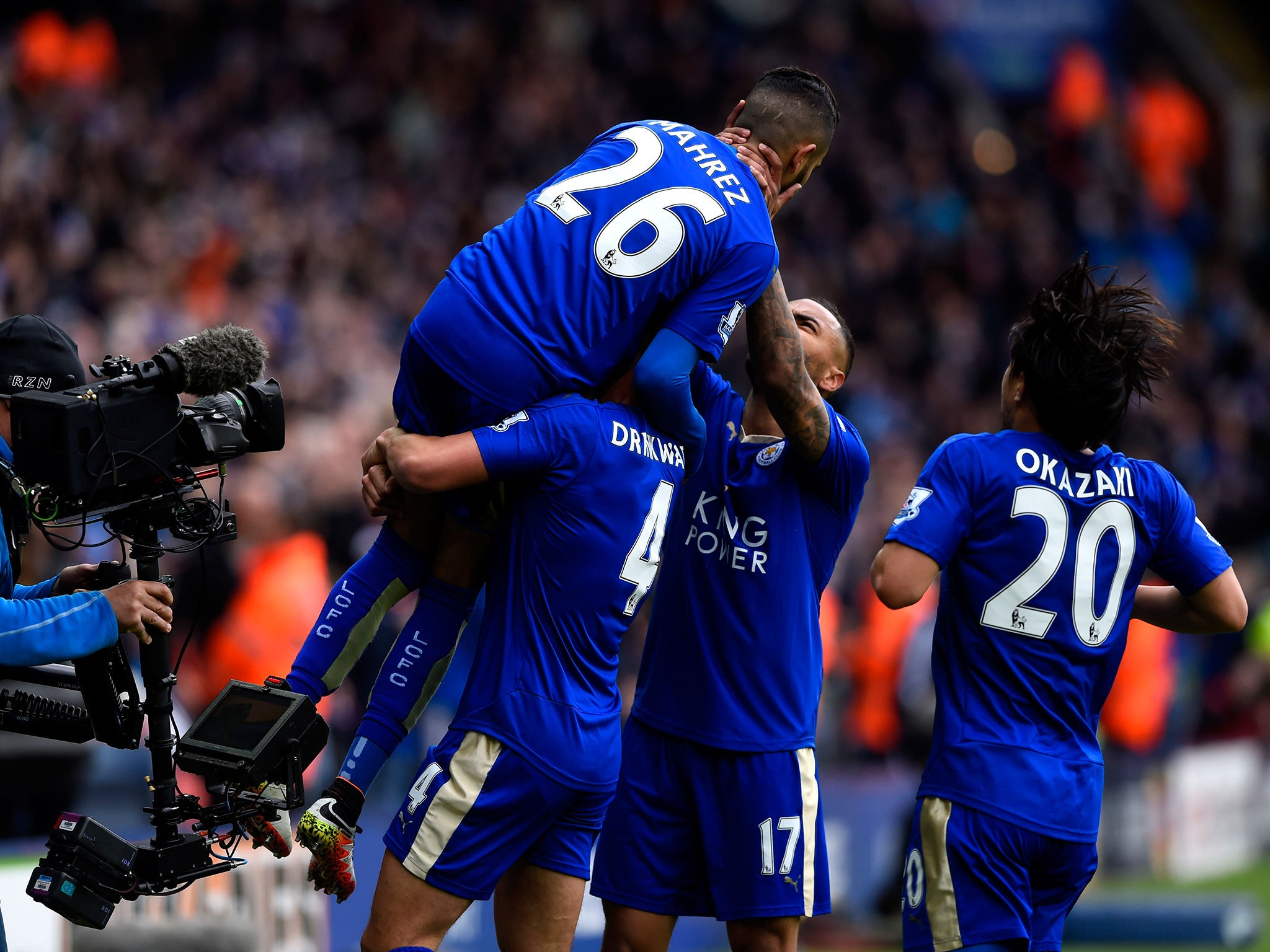 Leicester 4 Swansea 0   as it happened Plus Crystal Palace 2 2048x1536