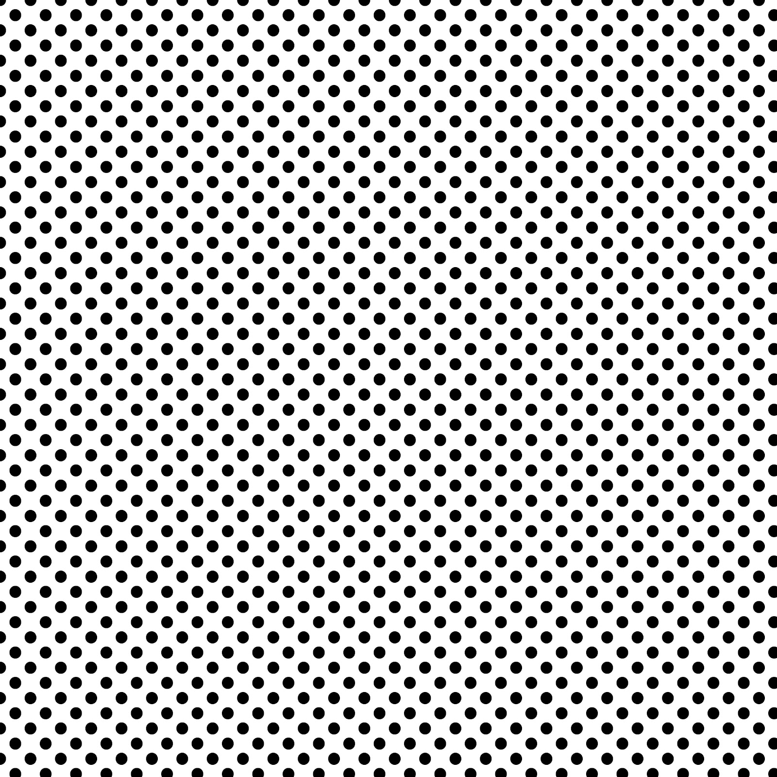Polka Dot Black And White Wallpaper | PicsWallpaper.com