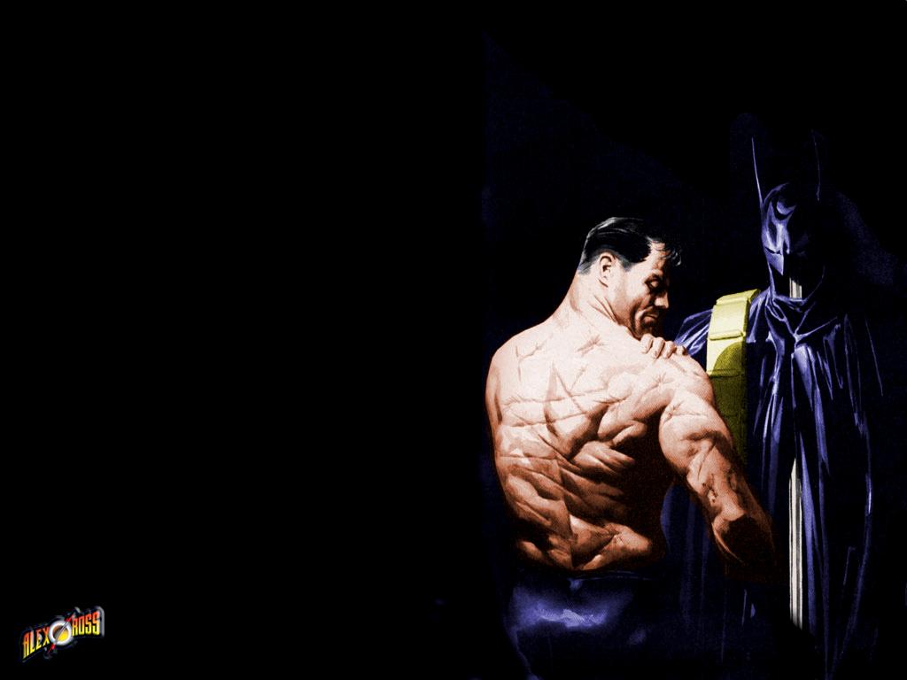 Ross Batman Wallpaper by scottalynch 1024x768