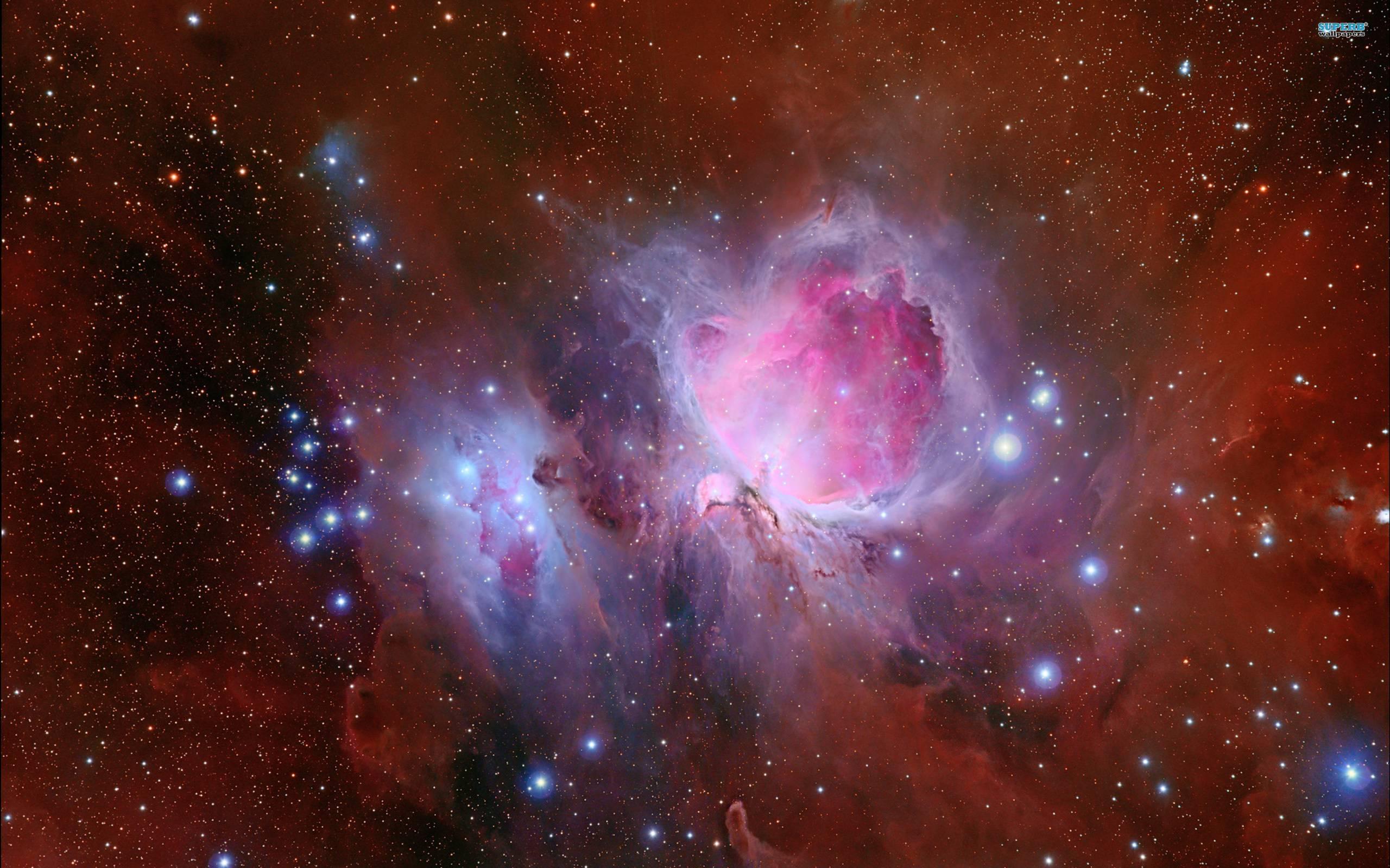 Orion Nebula Wallpapers 2560x1600
