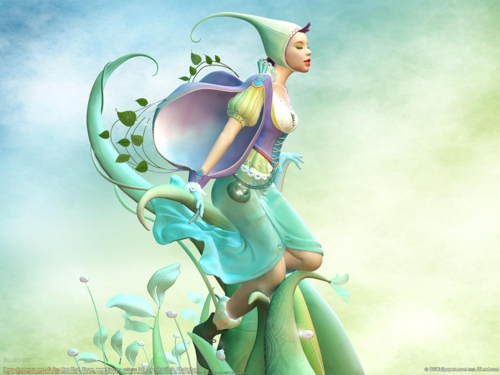 Fairies images Fairy Wallpaper wallpaper photos 6350214 1024x768