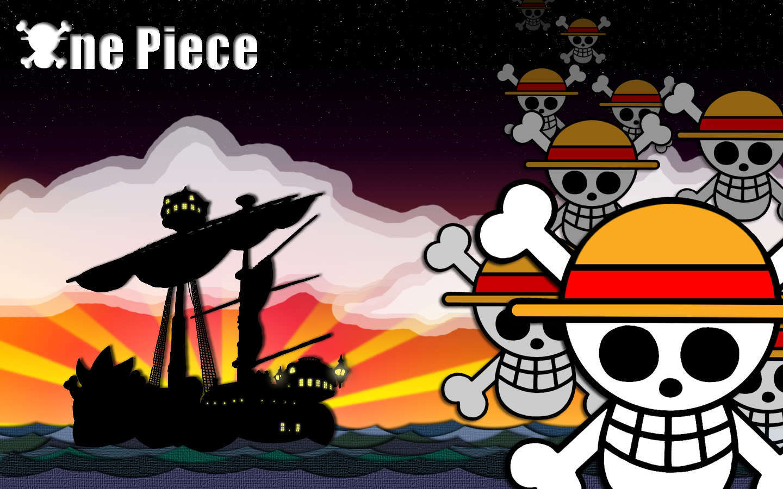 One Piece Logo HD wallpapers   One Piece Logo 1440x900