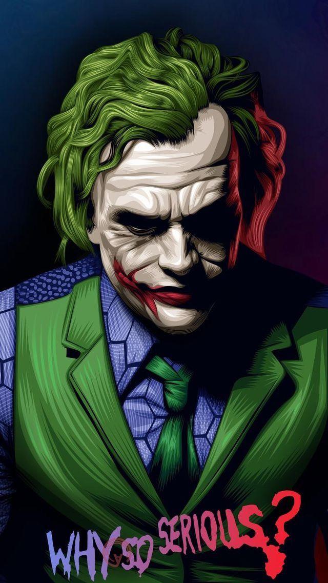 21] Joker 2019 Wallpapers on WallpaperSafari 640x1137