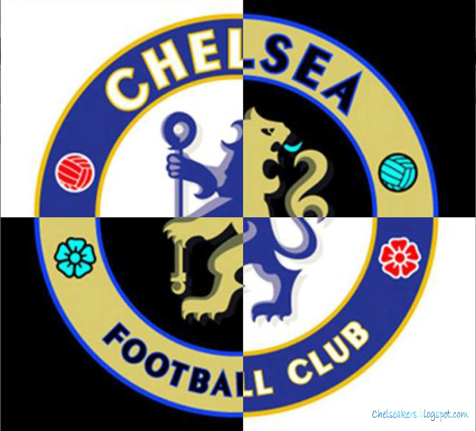 [75+] Chelsea Fc Logo Wallpaper On WallpaperSafari