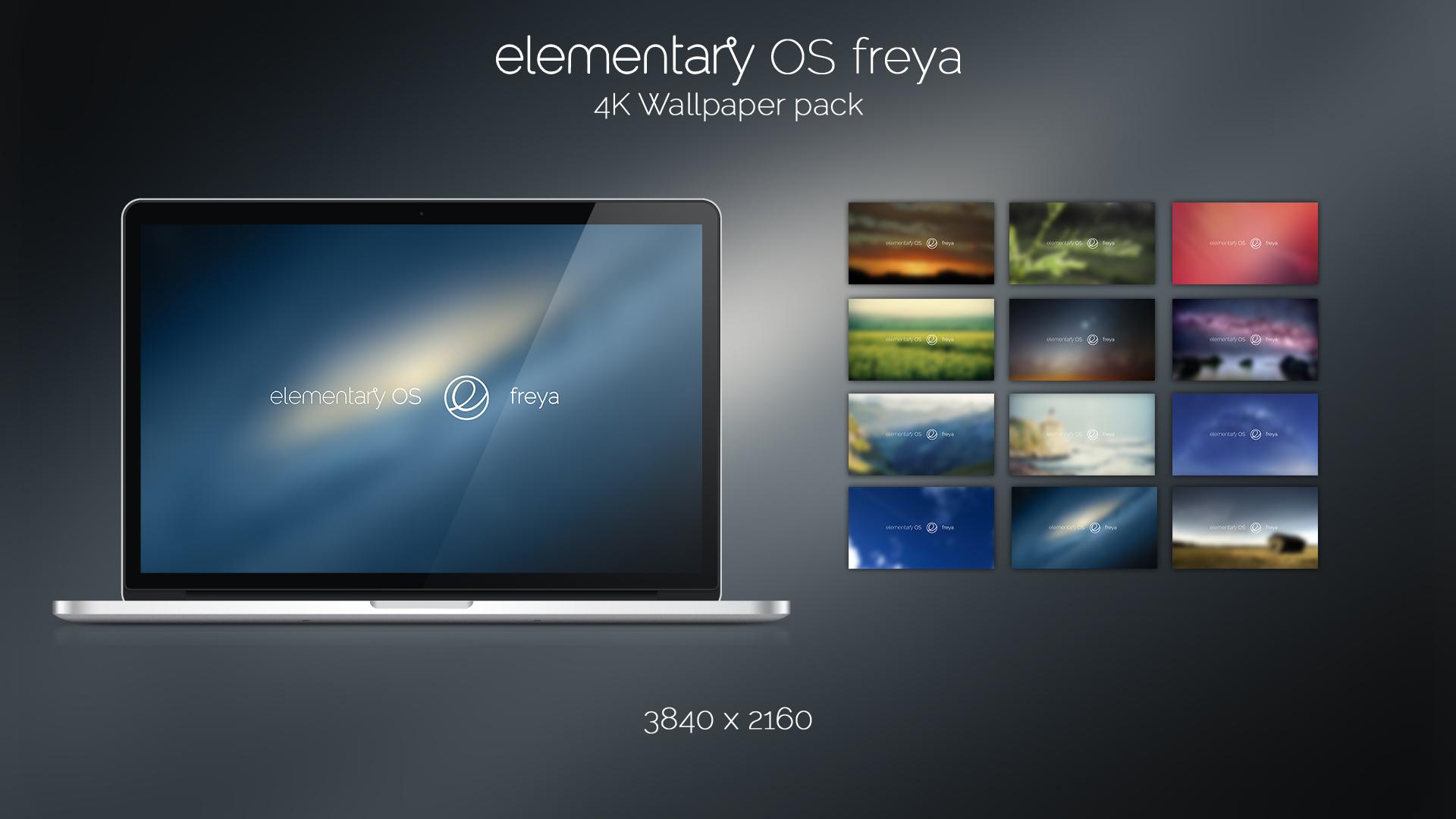 Elementary OS Freya   4K Wallpaper Pack by Cazatormenta 1920x1080