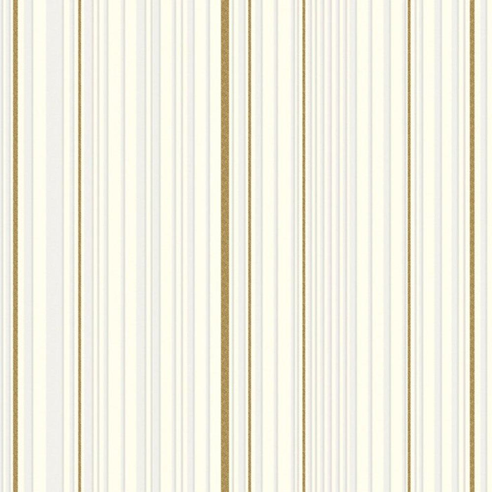 Brown Maestro Stripe Gold Silver Striped Pattern Wallpaper 32 765 1000x1000