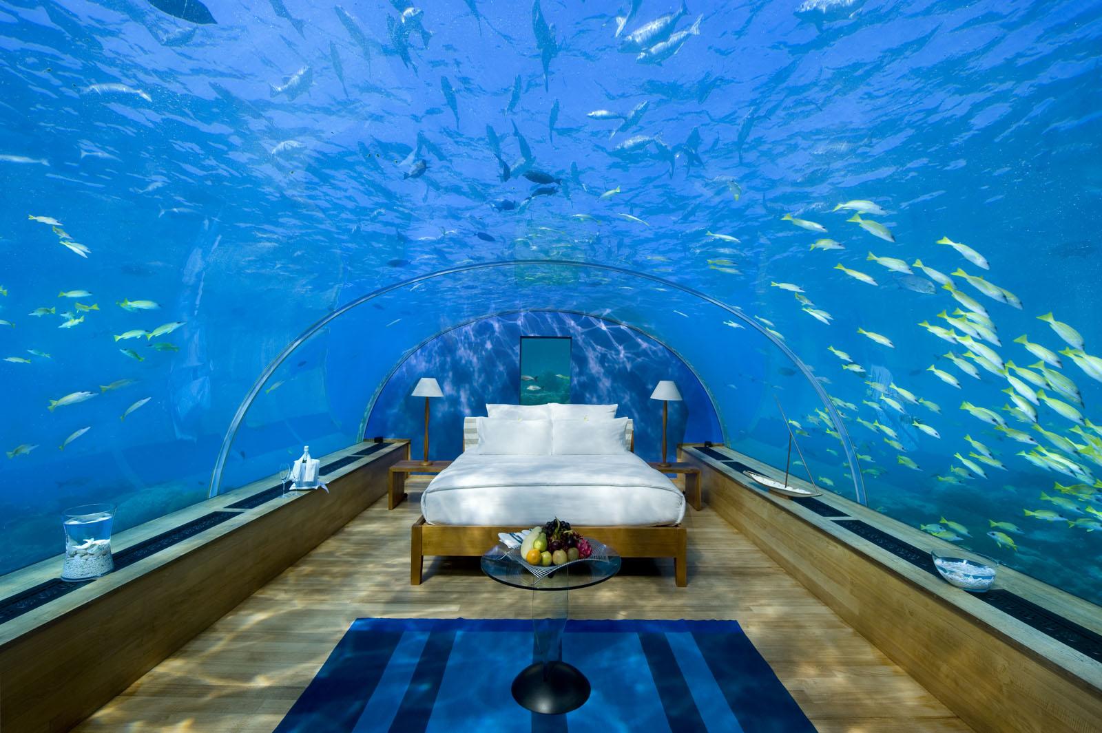 private islands in the indian ocean conrad maldives rangali island ...