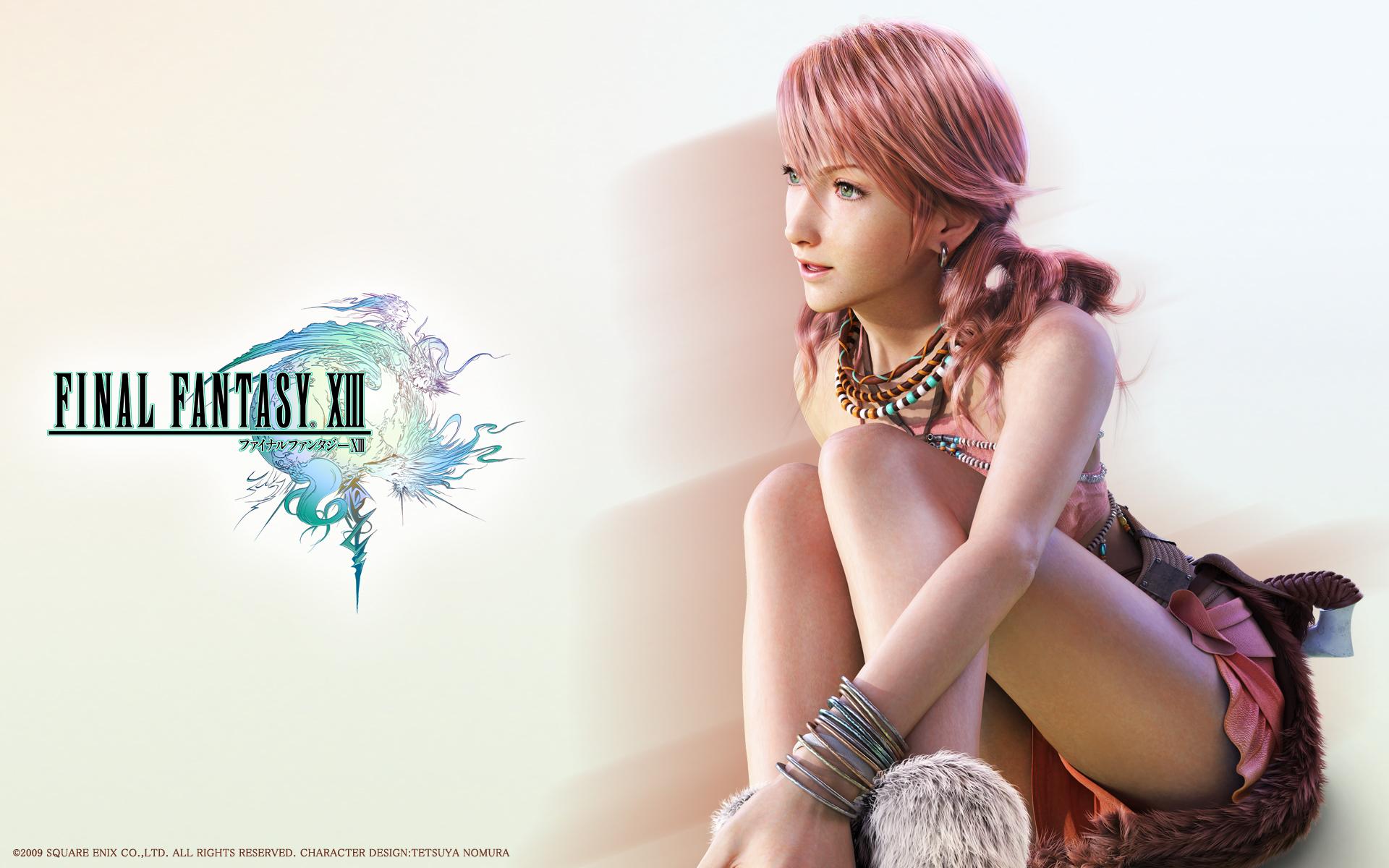 Final Fantasy XIII FFXIII FF13   Wallpapers 1920x1200