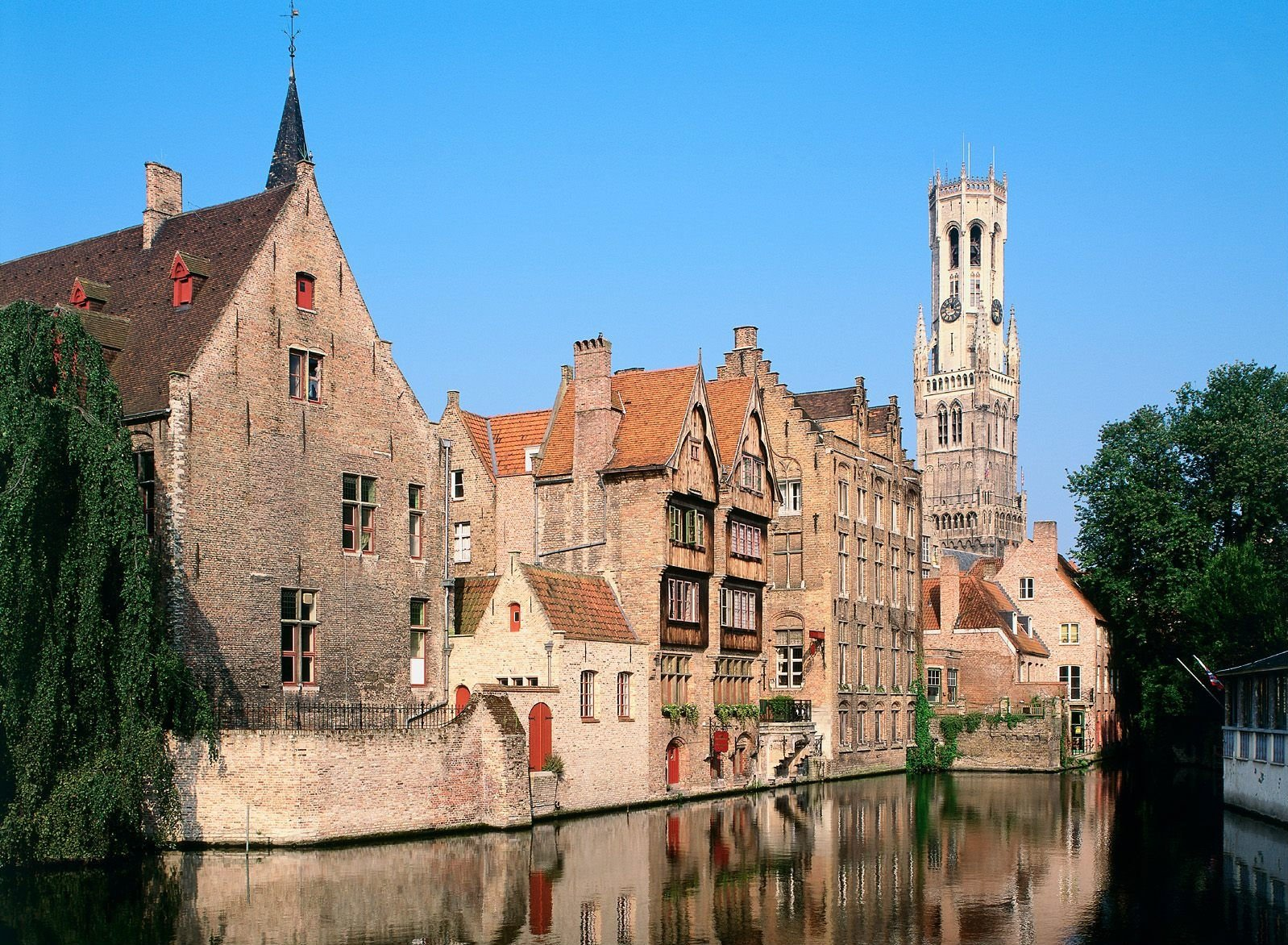 Brugge Belgium Wallpaper and Background Image 1598x1172 ID 1598x1172