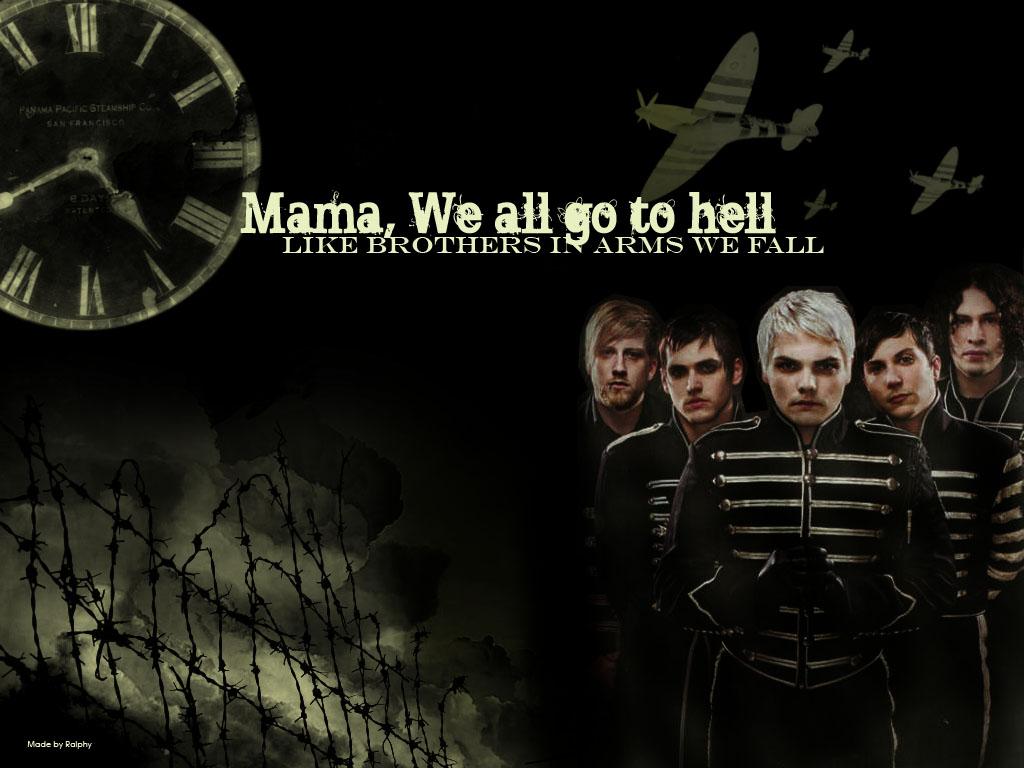 My Chemical Romance   My Chemical Romance Wallpaper 414302 1024x768