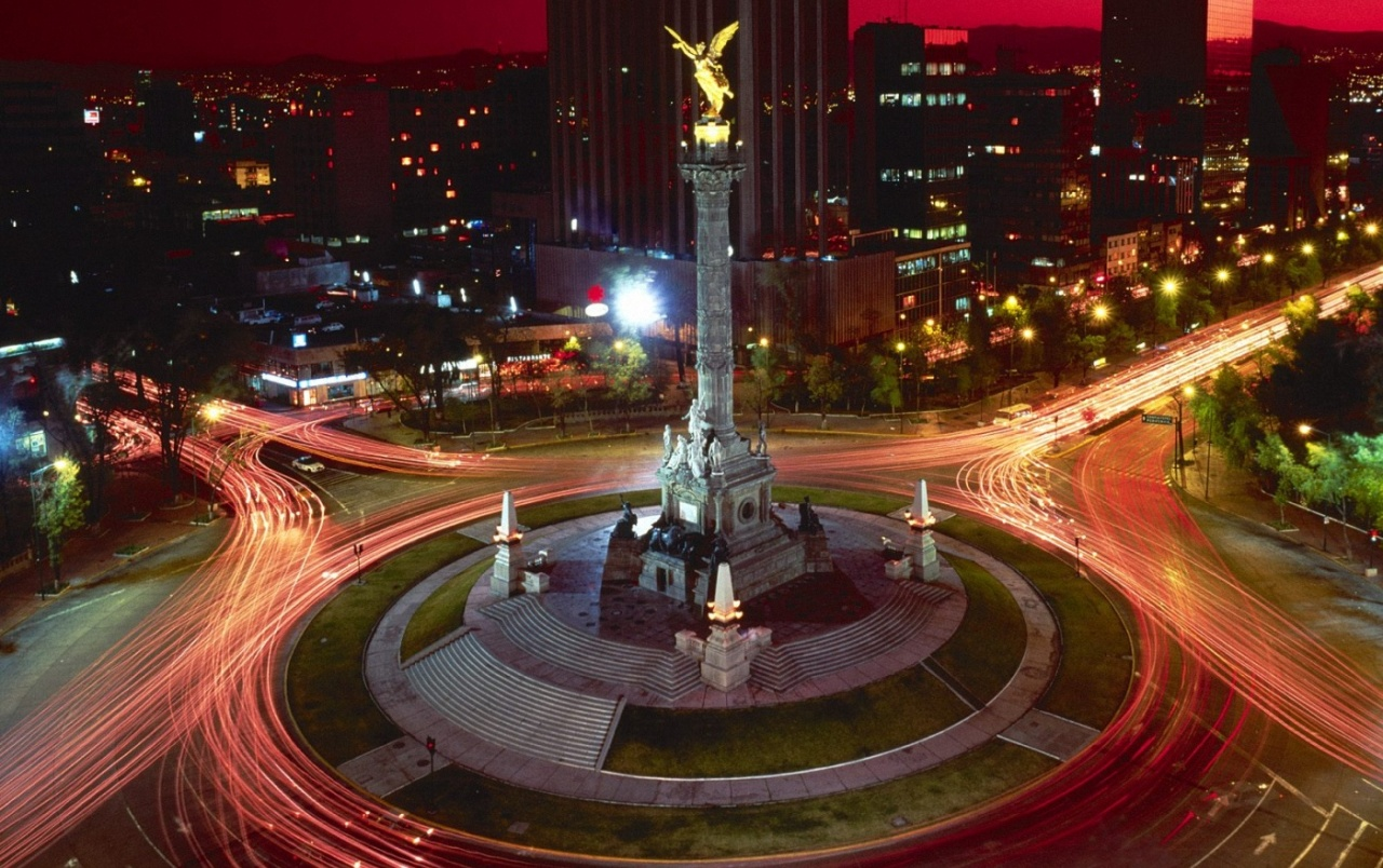 Mexico City Lights wallpapers Mexico City Lights stock photos 1280x804