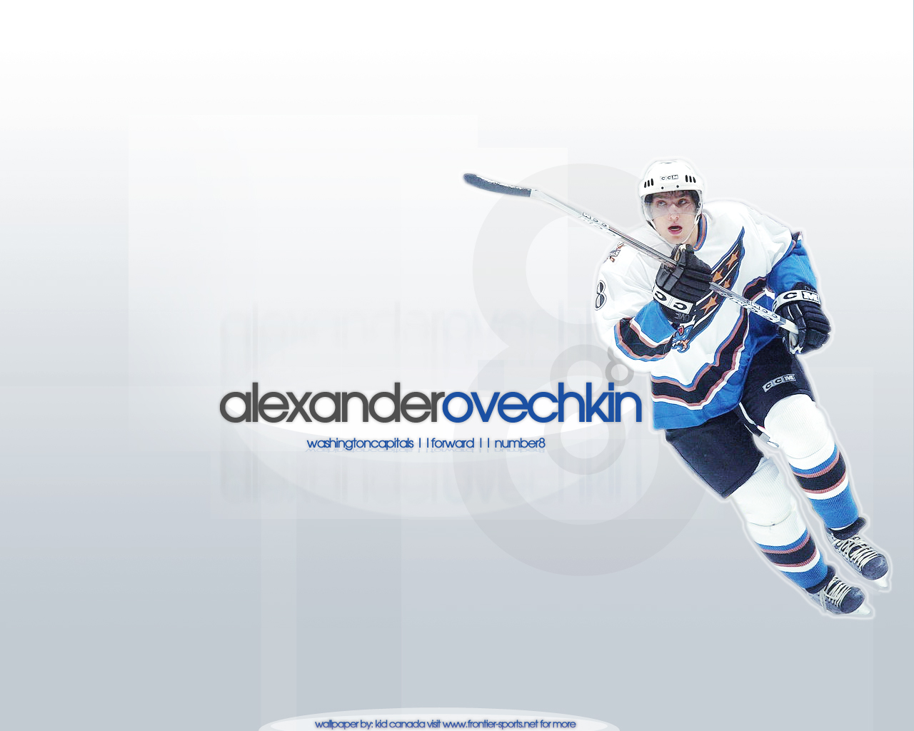 Alexander Ovechkin Wallpaper Washington Capitals IPad Wallpaper 1280x1024