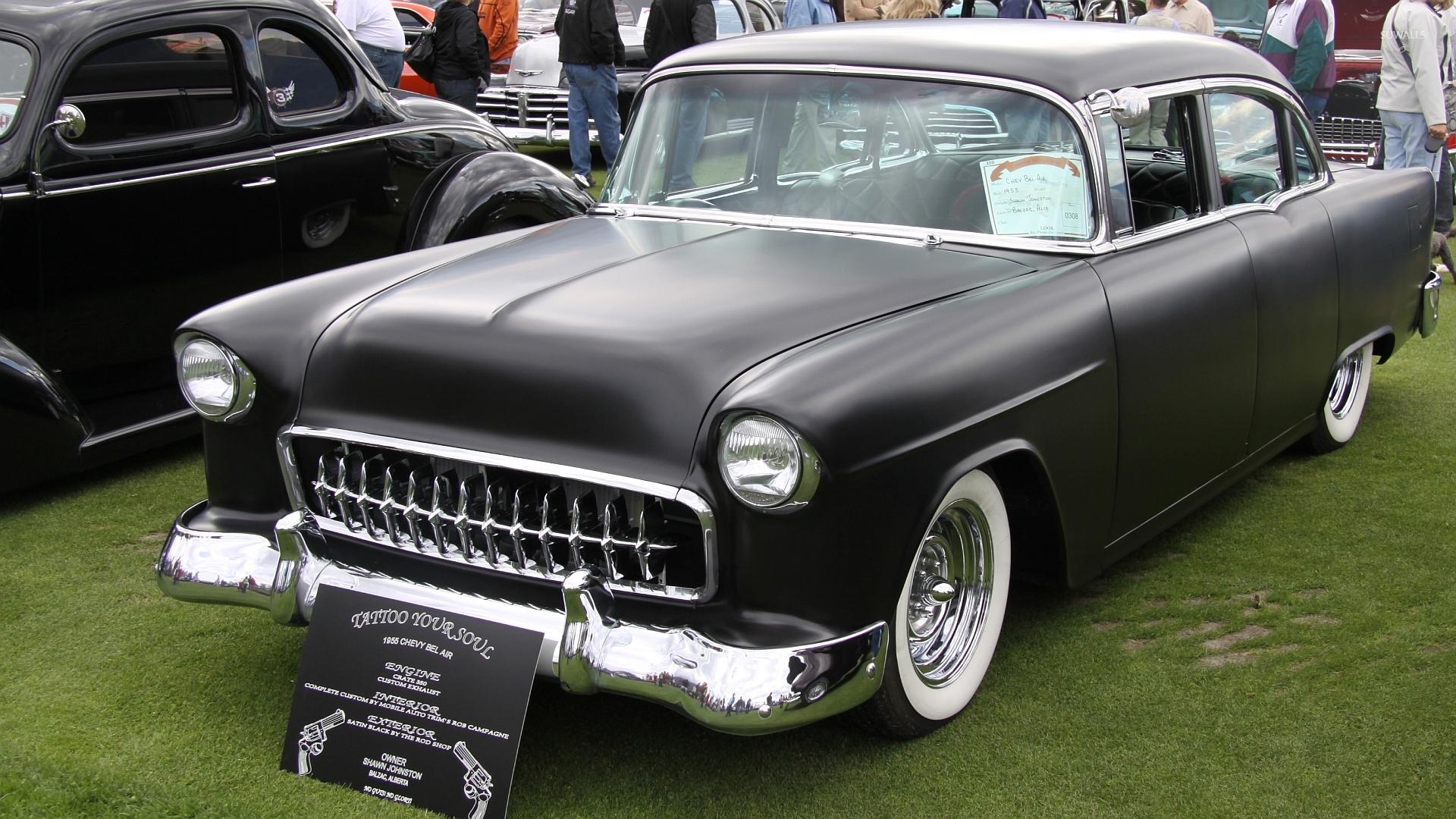1955 Chevrolet Bel Air wallpaper   Car wallpapers   33929 1680x1050