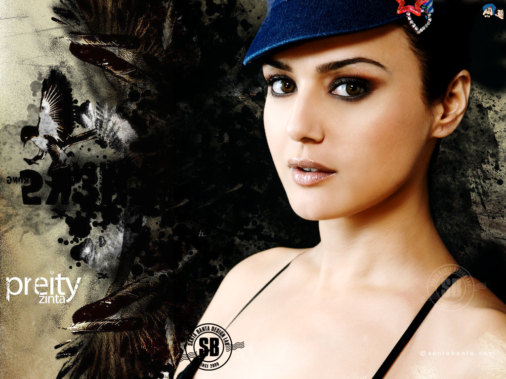 Preity Zinta Wallpaper 26   1024 X 768 stmednet 1024x768