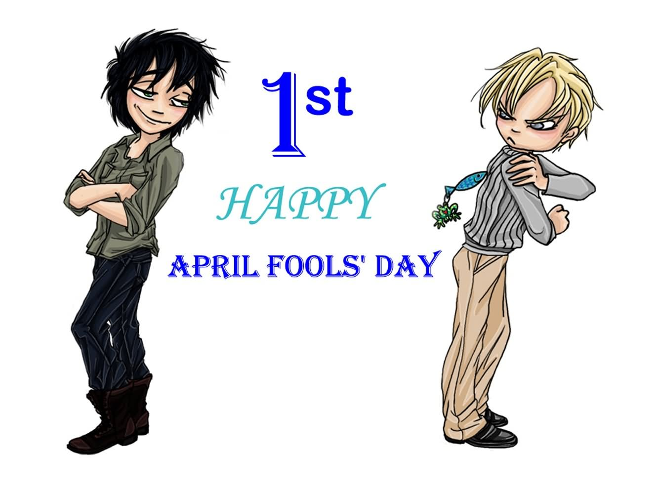 50 Most Wonderful April Fool Day Ecard Pictures And Images 1334x1000
