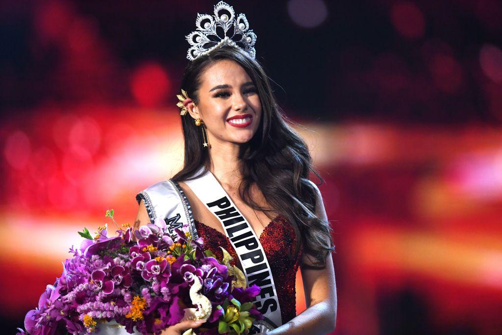 Miss Universe 2018 in Photos Catriona Gray of Philippines Crowned 1024x683