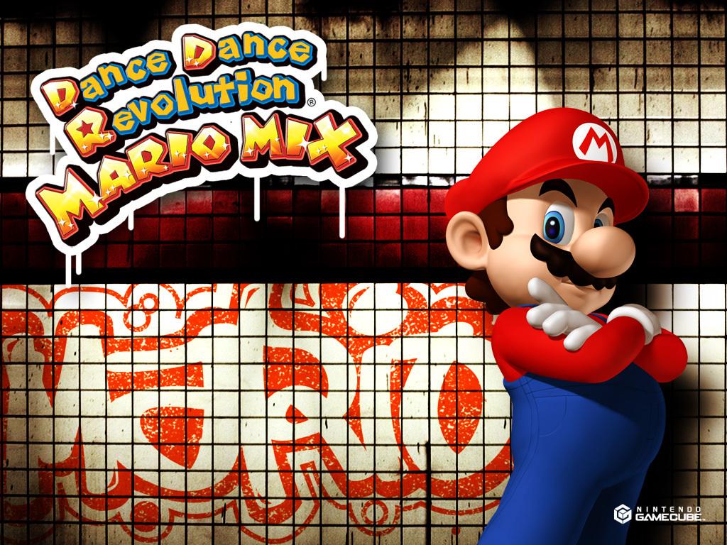 Dance Dance Revolution Mario   Mario Wallpaper 5598368 1024x768
