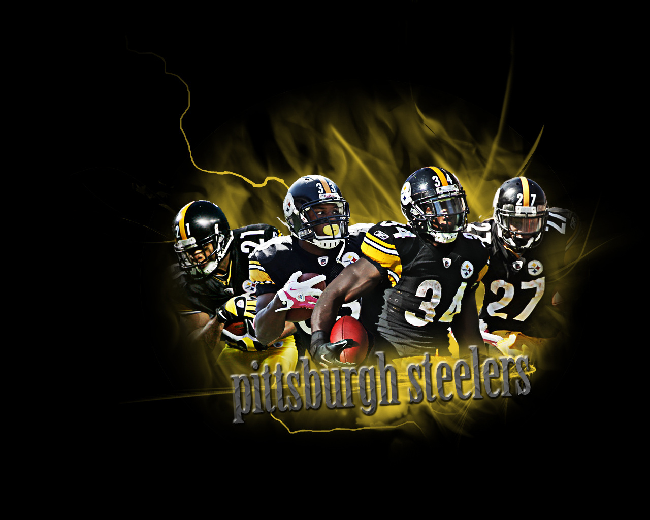 Steelers Pirates Penguins Wallpaper
