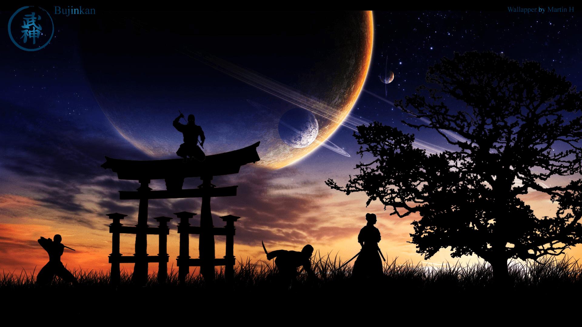 Japanese Ninja Wallpapers   Top Japanese Ninja Backgrounds 1920x1080
