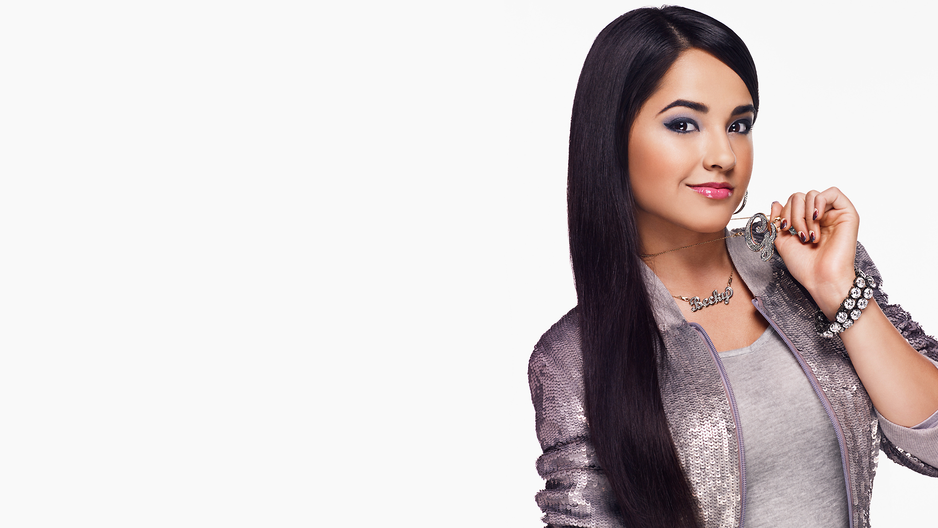 Becky G backdrop wallpaper 1920x1080