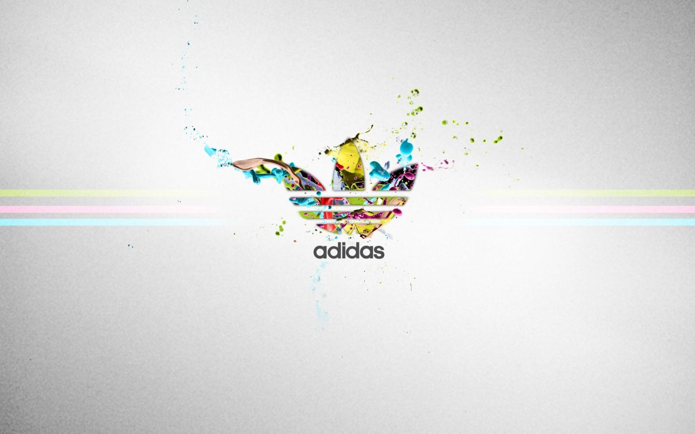 Fuentes de Informacin   Adidas Logo wallpapers 1440x900