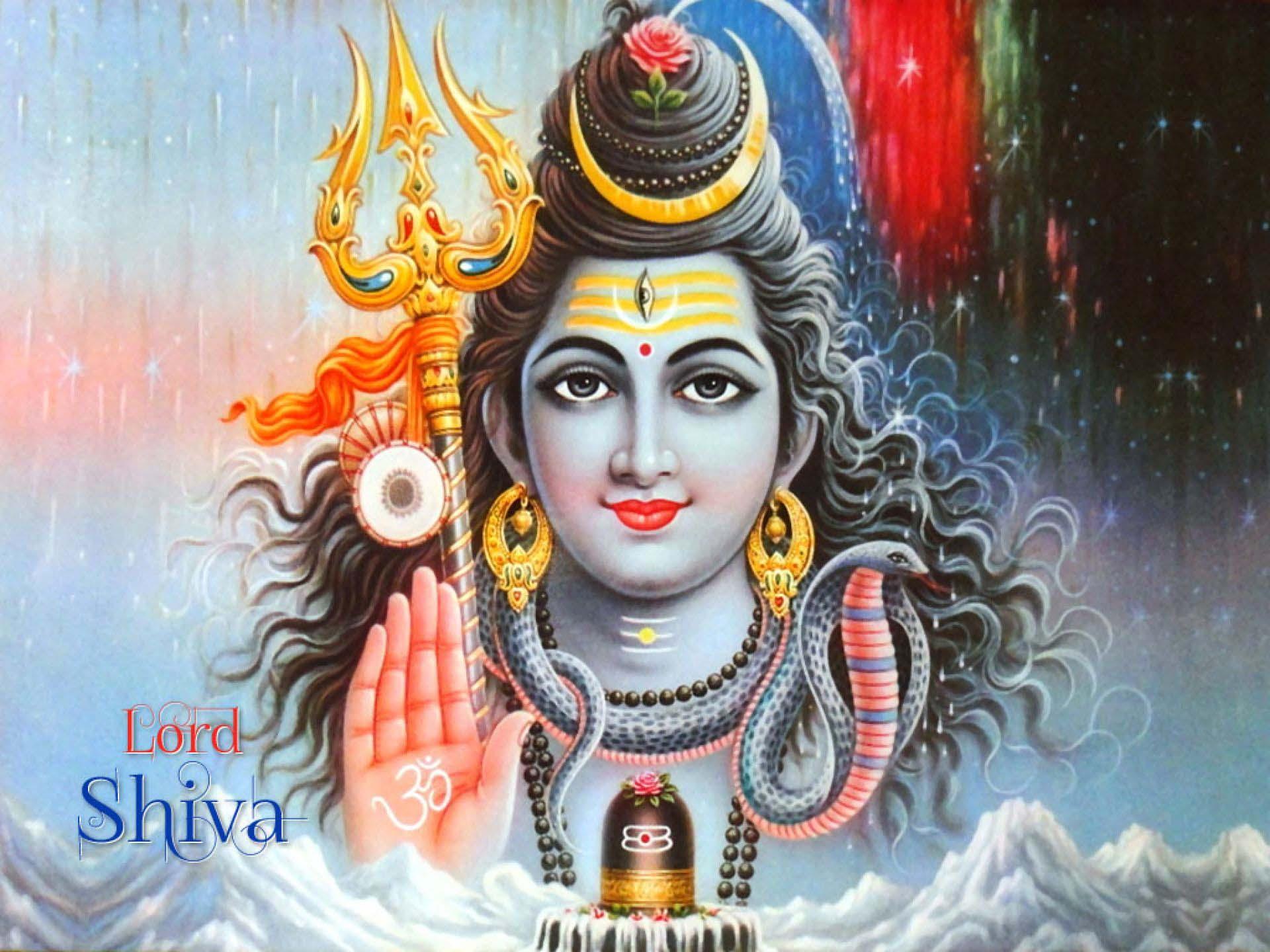Shiva Wallpaper For Desktop: Lord Shiva Wallpapers High Resolution