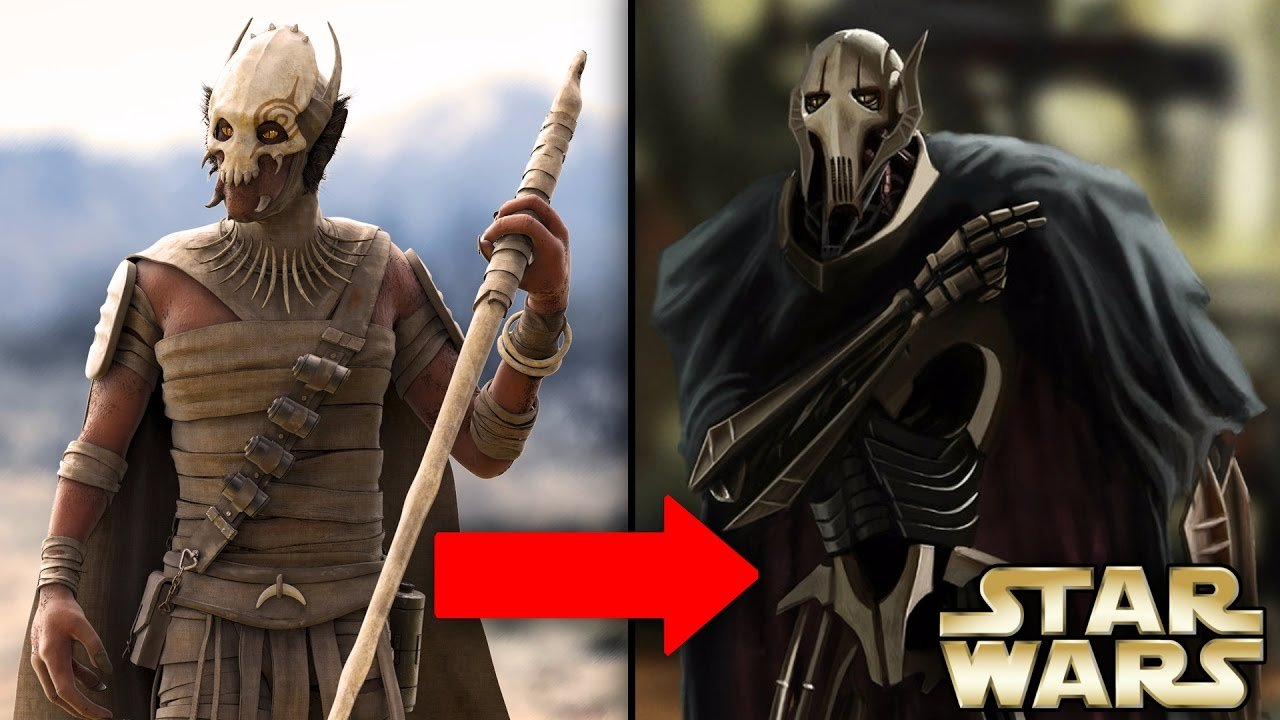 How General Grievous Became a Cyborg and His Past Life   Featuring 1280x720