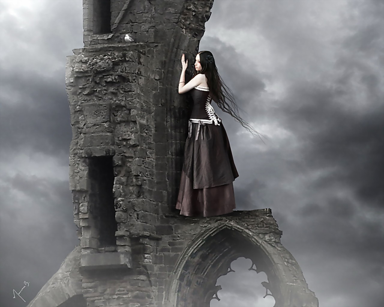 Gothic Wallpapers Tags Gothic Wallpaper HD Walls Find Wallpapers 1280x1024