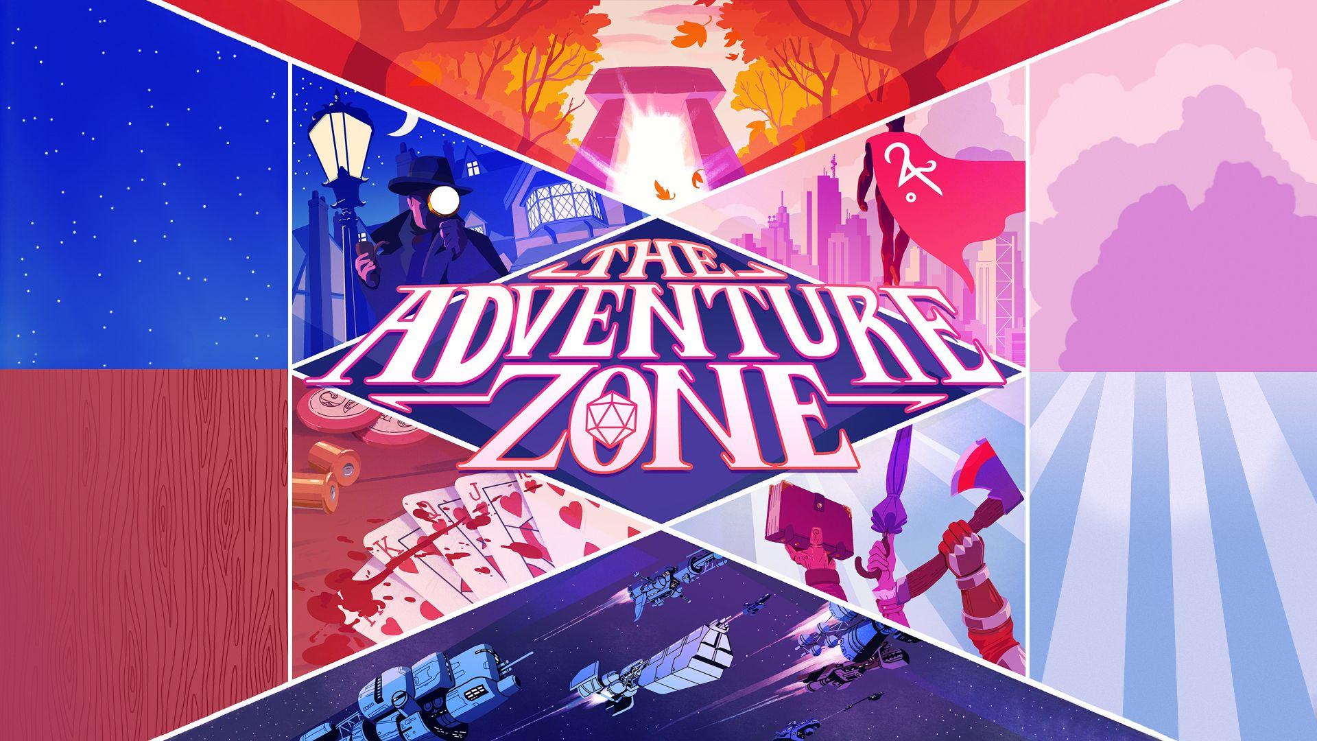 The Adventure Zone   Wallpaper Edition [1920x1080] Fan Board 1920x1080