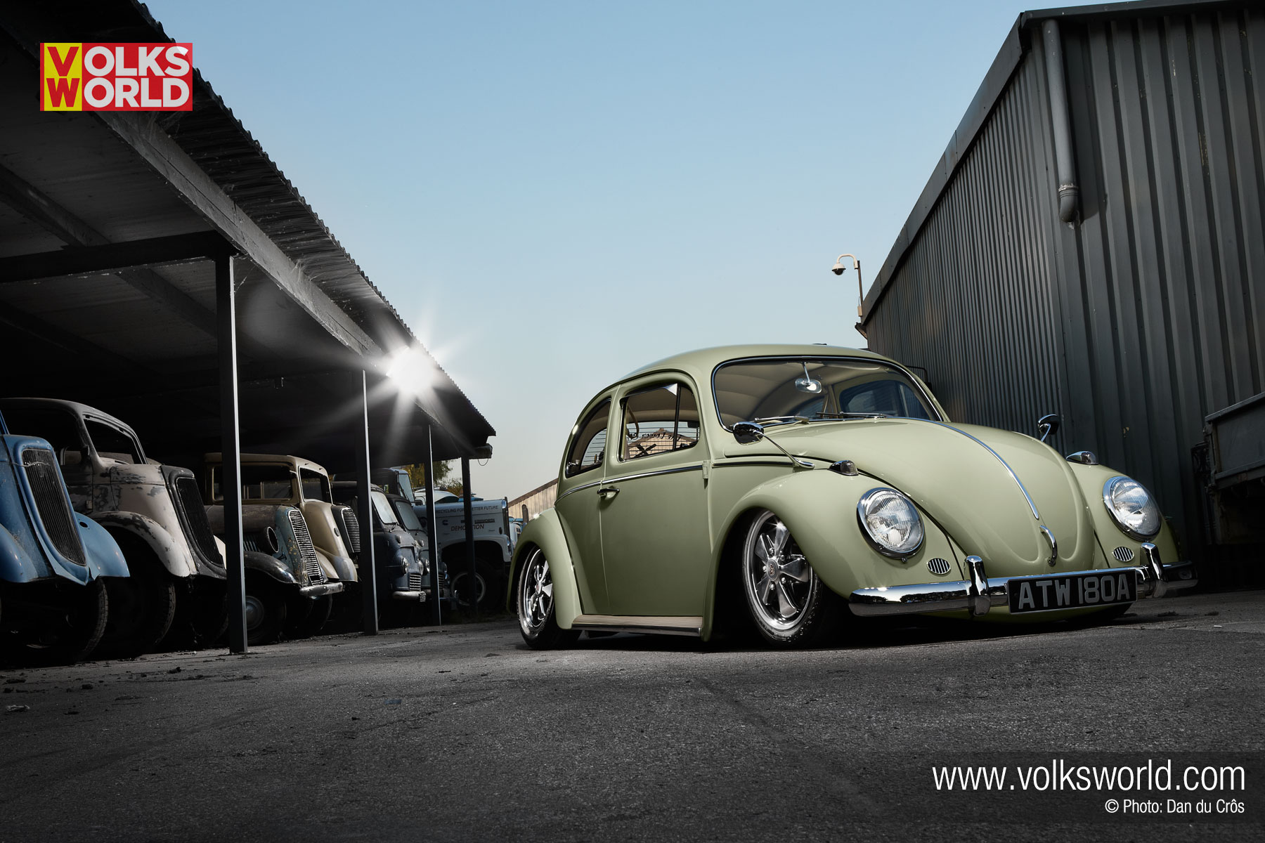 1963 Volkswagen Beetle   Best of 2014   VolksWorld 1800x1200
