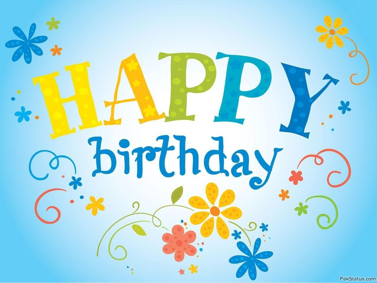Happy Birthday Wishes Wallpapers 12   PAK Status 1280x961