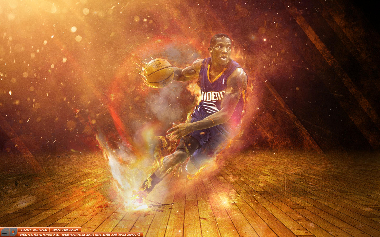 Eric Bledsoe Phoenix Suns 2014 Wallpaper Basketball Wallpapers at 2880x1800