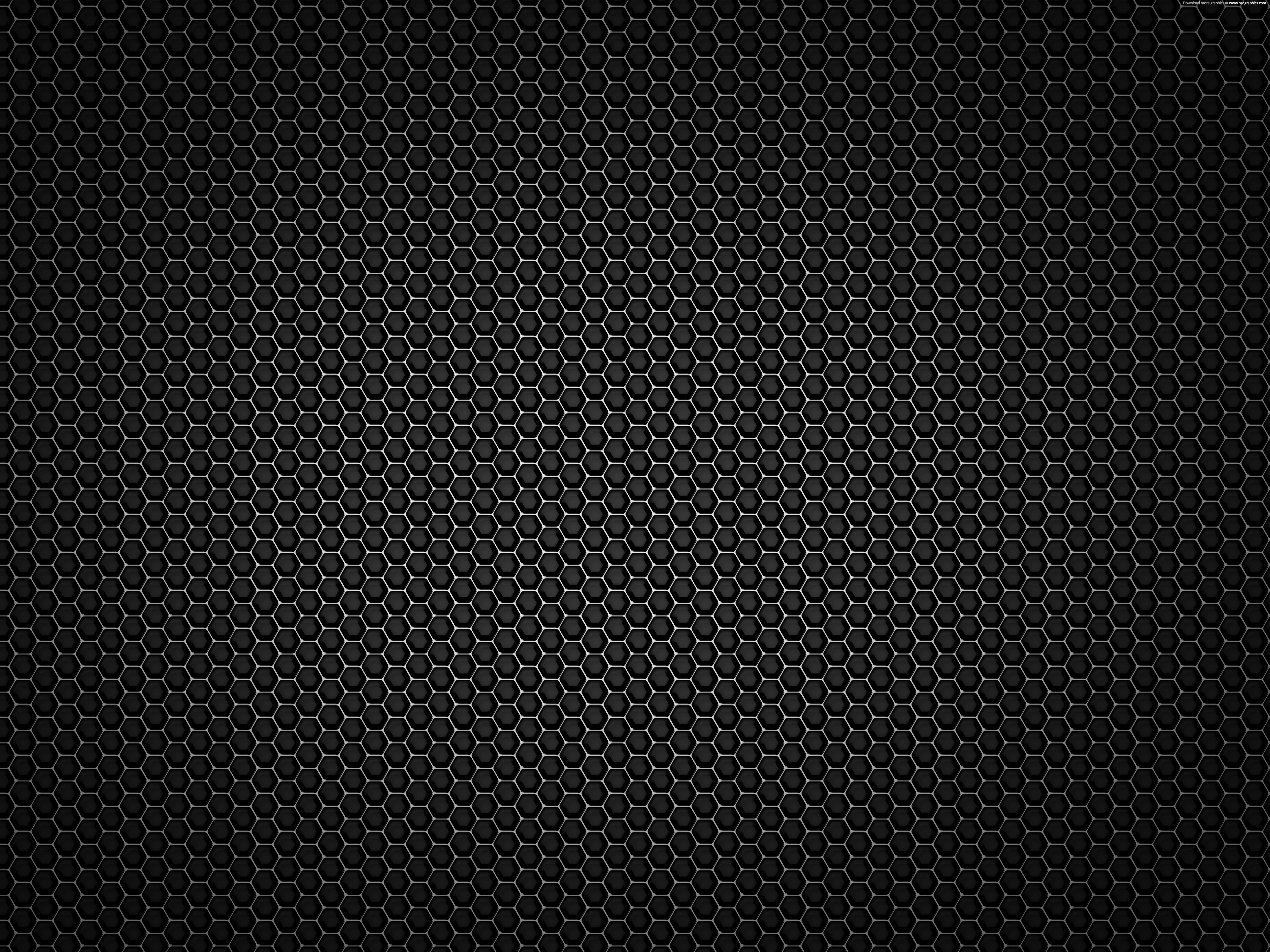 Honeycomb metal mesh background PSDGraphics 5000x3750