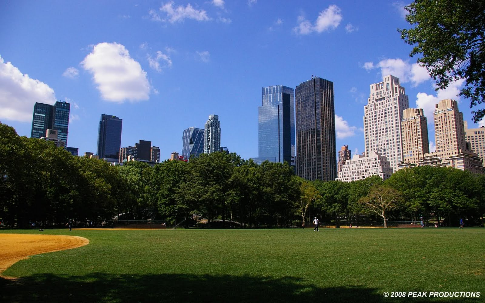 Where Is Wallpaper central park background 1600x1000