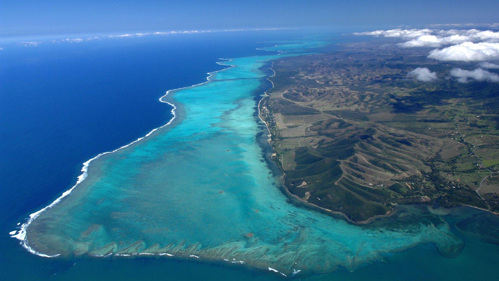 M68 compressional earthquake near New Caledonia triggers swarm 1600x900