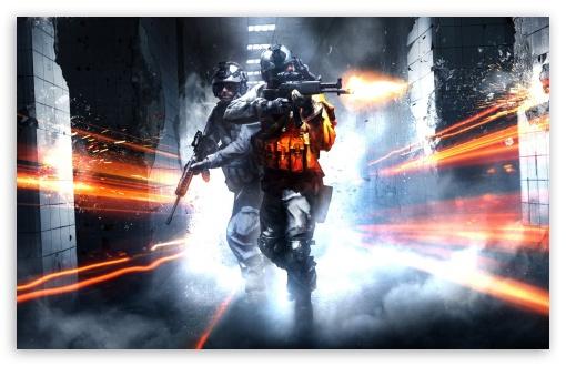 Battlefield 3 HD wallpaper for Standard 43 54 Fullscreen UXGA XGA 510x330