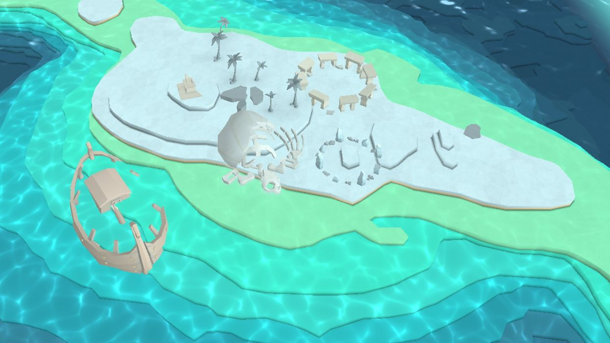 GODUS god gods fantasy strategy adventure simulator sandbox giant 1244x700