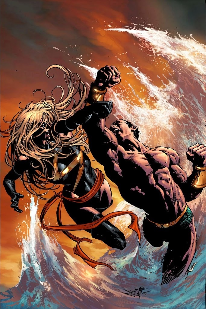Ms Marvel vs Namor   Ms Marvel Photo 33151628 683x1024