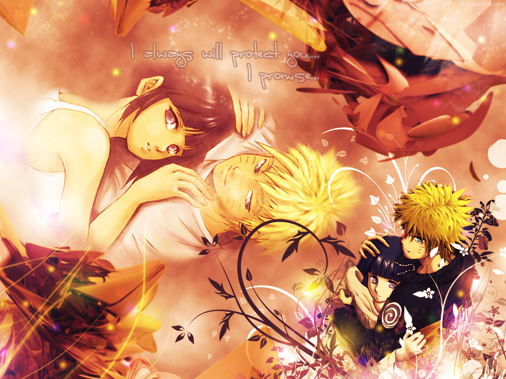 [72+] Naruto Kiss Hinata Wallpaper on WallpaperSafari