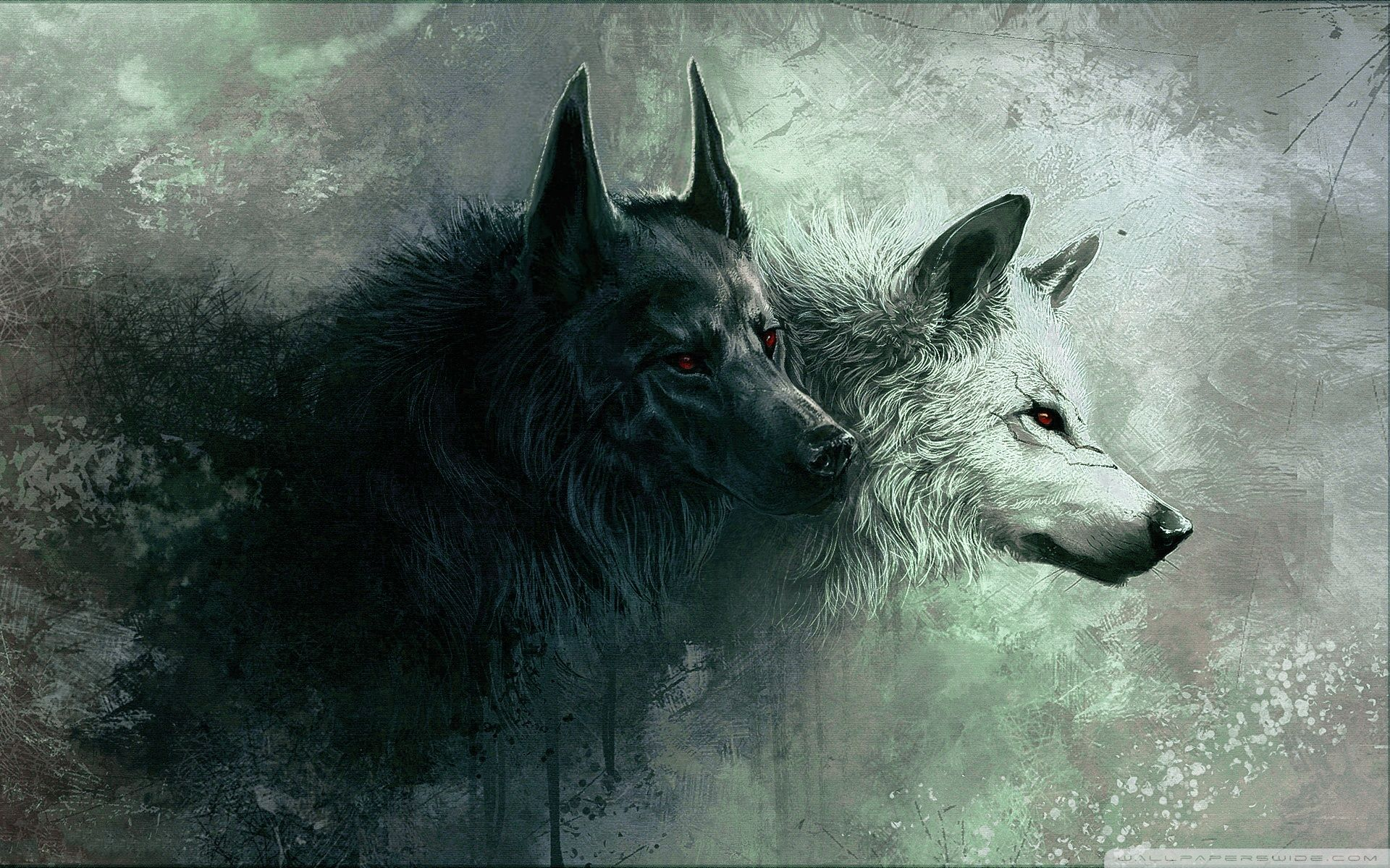 HD Wolf Wallpapers   Top HD Wolf Backgrounds   WallpaperAccess 1920x1200