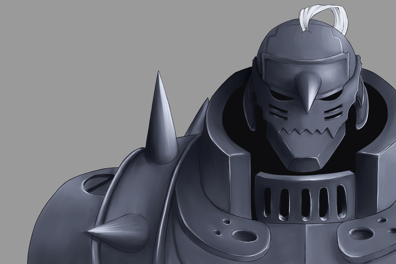 alphonse elric simplified wallpaper - photo #9
