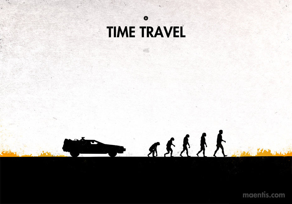 Time travel   Back to the Future f Art 32440790   fanpop 929x650