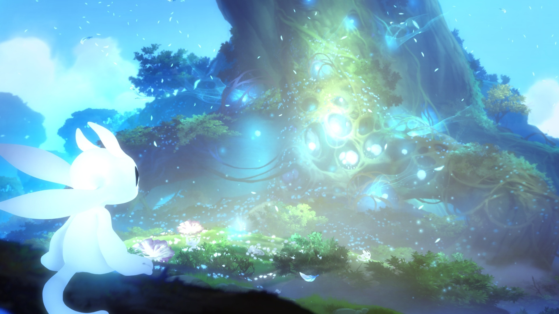 Great Ori and the Blind Forest Wallpaper | Full HD Pictures