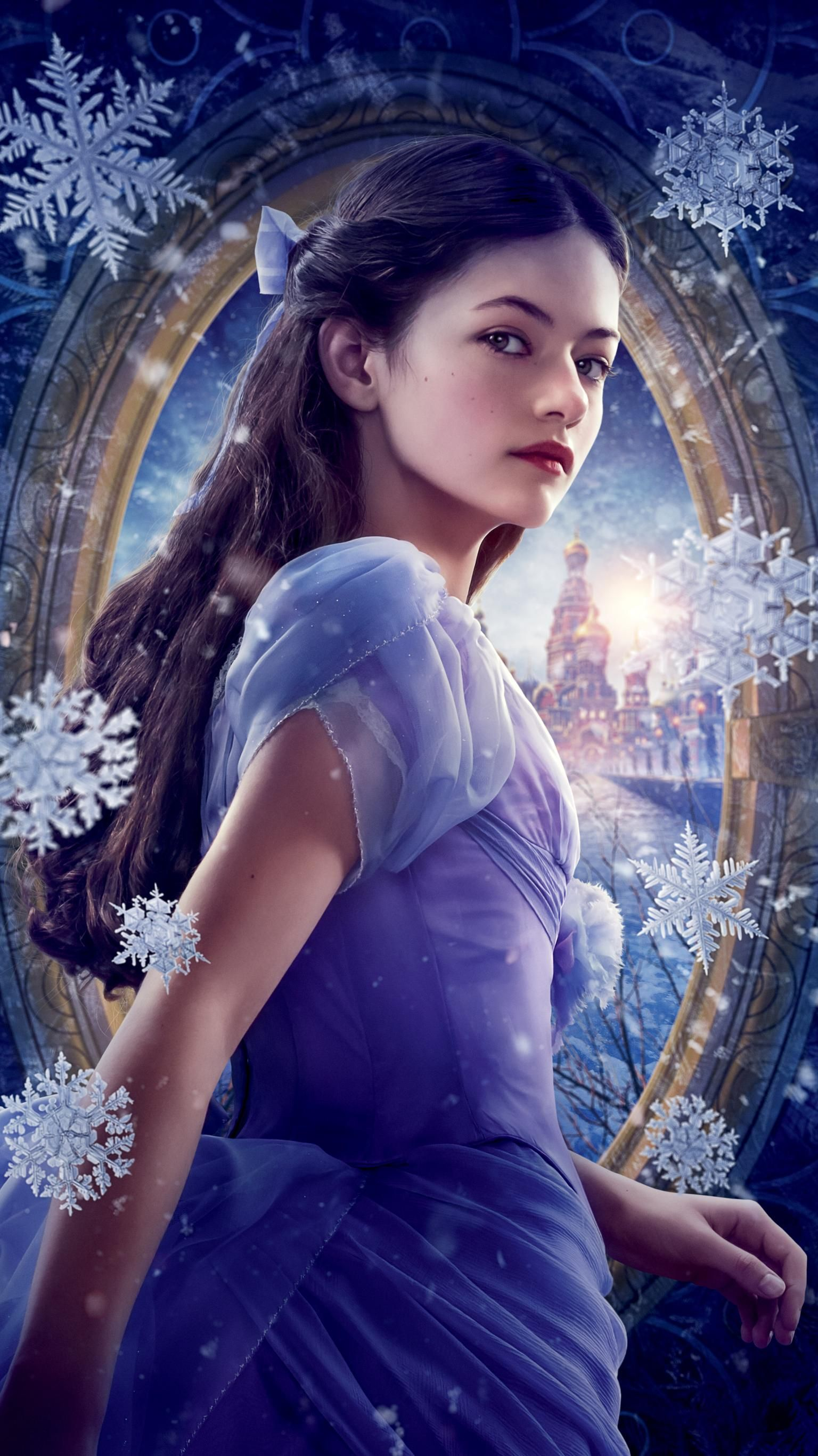The Nutcracker and the Four Realms 2018 Phone Wallpaper in 2019 1536x2732