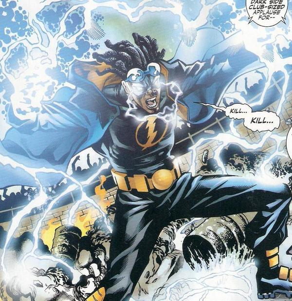 Top Cartoon Wallpapers Static Shock Wallpaper 600x618