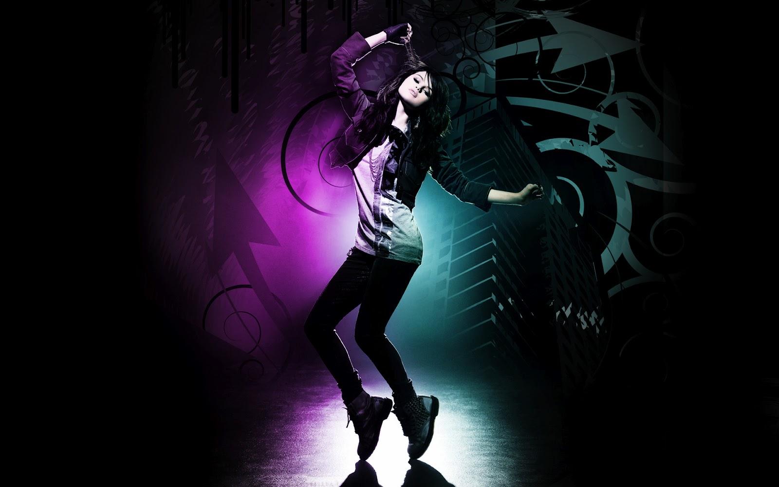 Selena Gomez Dancing   Fondos de Pantalla HD   Wallpapers HD 1600x1000